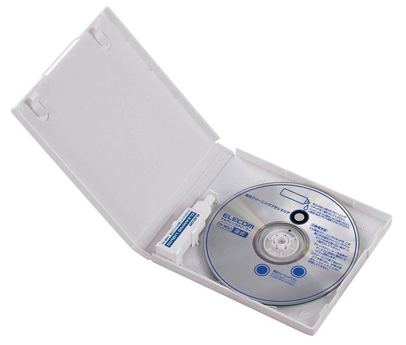ブルーレイ DVD CD レンズクリーナー