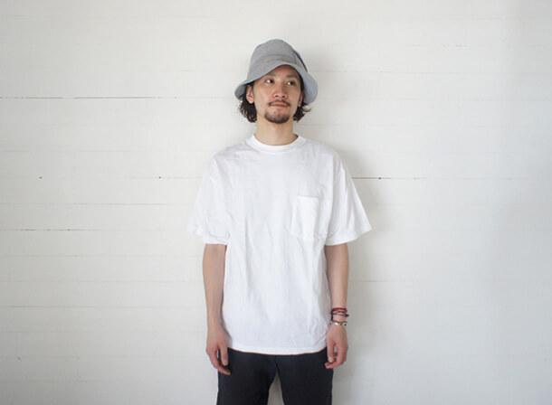 CAMBER ポケットTシャツ
