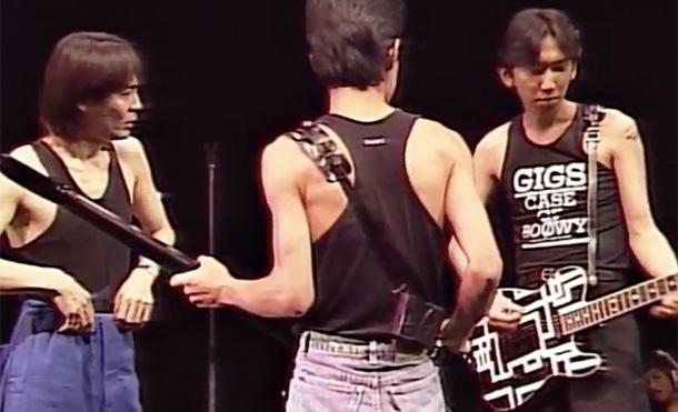 代表曲でミス!BOOWYの伝説的ライブ「GIGS CASE OF BOOWY」で発生したアクシデントまとめ。