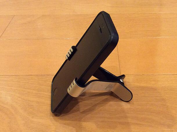 amazonで買える!安くておしゃれなiPhoneのクリップスタンド。