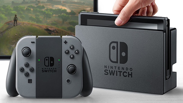 ファミコンの復刻だけじゃない!任天堂の新型ゲーム機「Nintendo Switch(ニンテンドースイッチ)」がすごい!