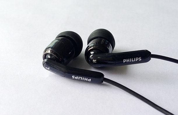 高音質!PHLIPSの有線イヤフォン「SHE9710」をレビュー。