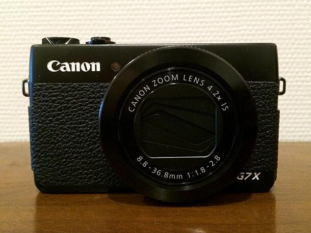 ブログ用にも!価格も手頃なCanon PowerShot G7Xをレビュー