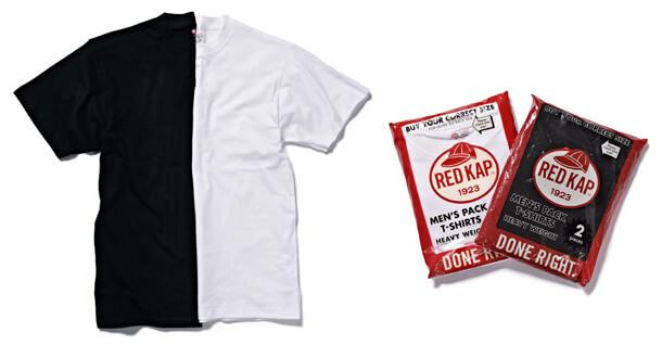 REDKAP パックTシャツ