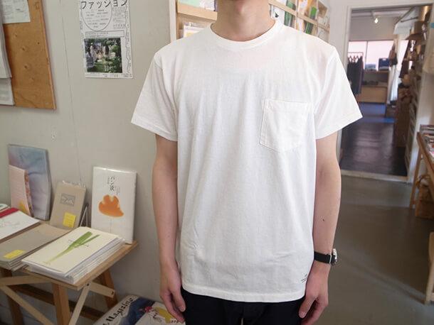 velva sheen ポケットTシャツ