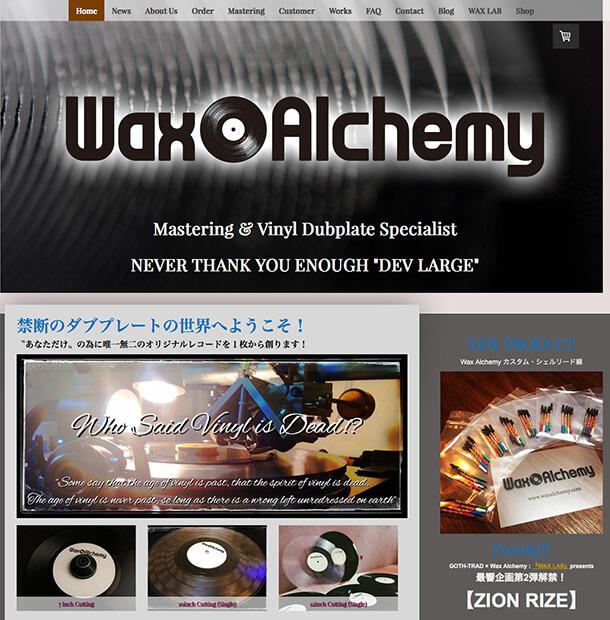 Wax Alchemy